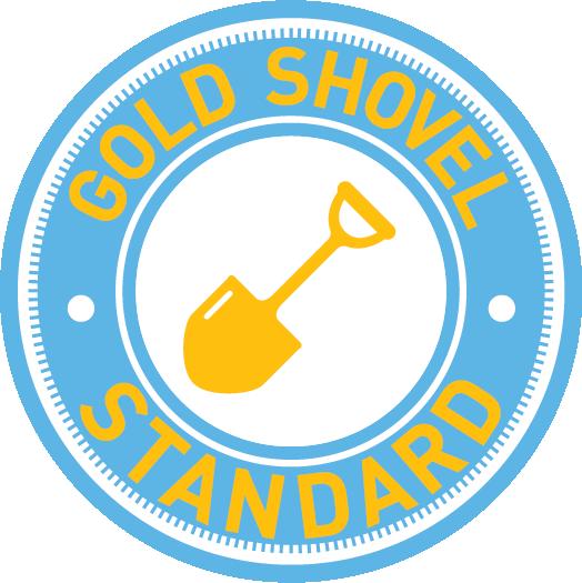 Gold Shovel Standard logo